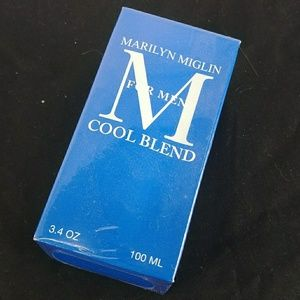 Marilyn miglin's cool Blend for men new in box